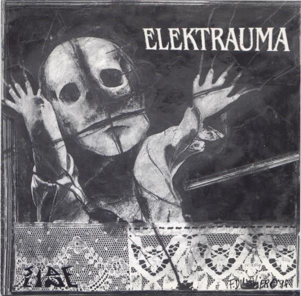 V/A Sampler - Elektrauma CD (1994)