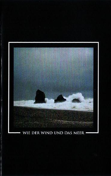 WAFFENRUHE - Wie Der Wind Und Das Meer MC Tape (Lim100)