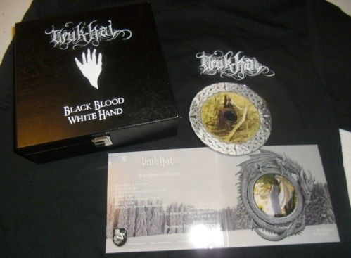 URUK-HAI - Black Blood, White Hand BOX (Lim150)