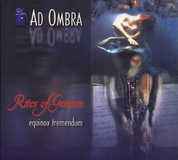 AD OMBRA - Rites Of Genesis CD