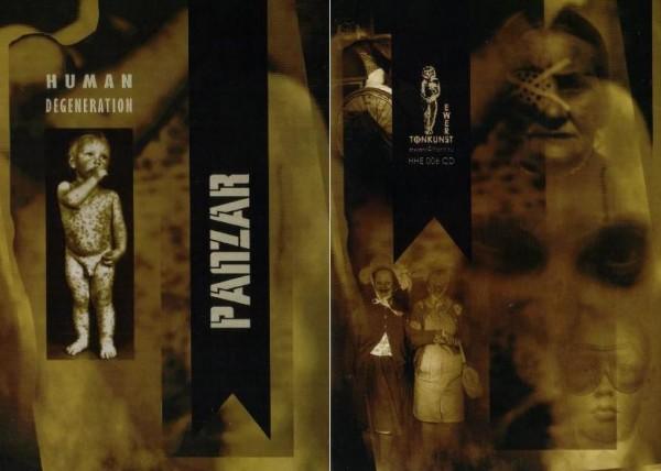 Panzar - Human Degeneration CD (Lim500)