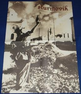 Sturmovik - Feldweihe LP (Lim750)