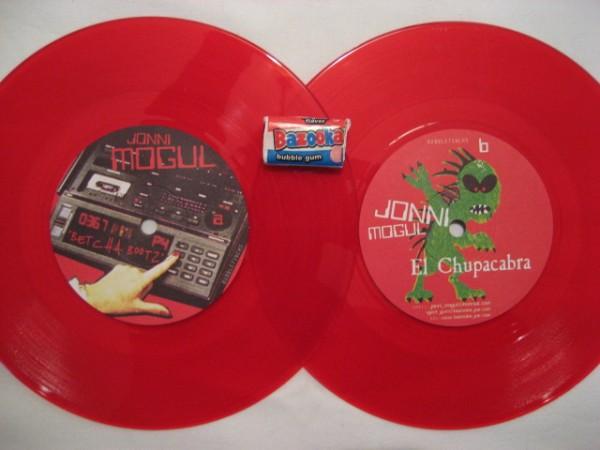 Jonni Mogul - Betcha Bootz 7 (Lim300)