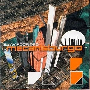 Aviador Dro - Mecanisburgo 2CD (2001)