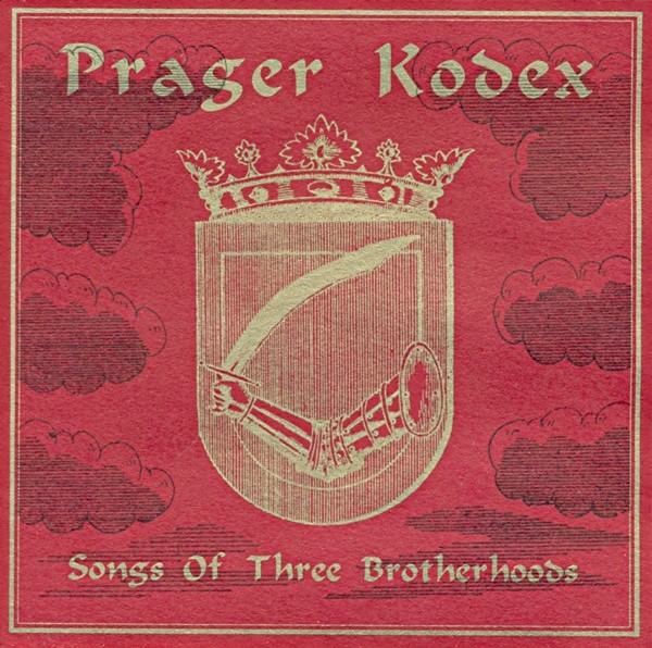 V/A Sampler - Prager Kodex CD (1995)