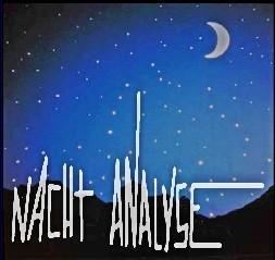Nacht Analyse - Sternentaufe CDr (Lim150)