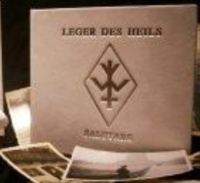 LEGER DES HEILS - Salutare Art-Edition CD (Lim88)