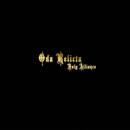 Oda Relicta - Holy Alliance CD (Lim500)