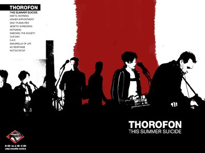 Thorofon - This Summer Suicide CD (Lim500)
