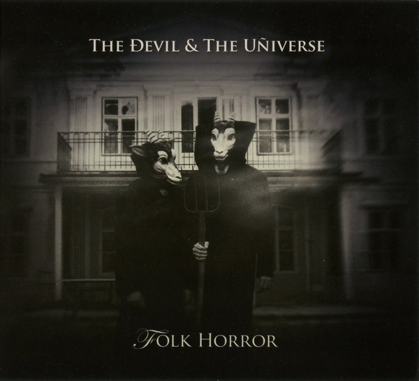 The Devil & The Universe - Folk Horror SET LP+CD (Lim300) 2017