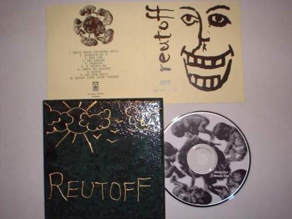 Reutoff - Das Absterben CD+stone (Lim190)