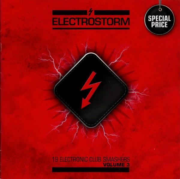ELECTROSTORM VOL.3 1st CD V/A 2012