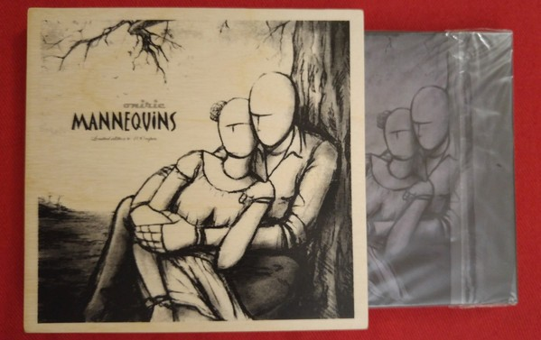 ONIRIC - Mannequins CD Wooden Box 2013 (Lim100)