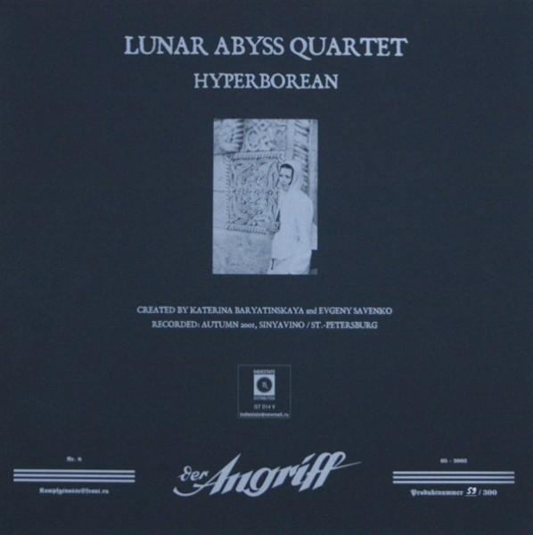 Lunar Abyss Quartet - Hyperborean MLP (Lim300)