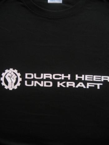 Durch Heer und Kraft - Logo Shirt (Lim50)