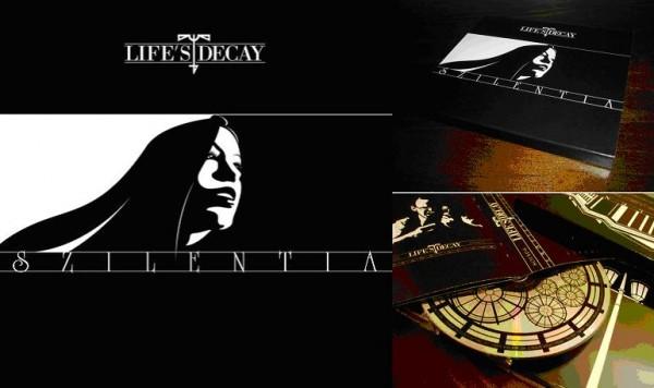 Life's Decay - Szilentia CD (2007)