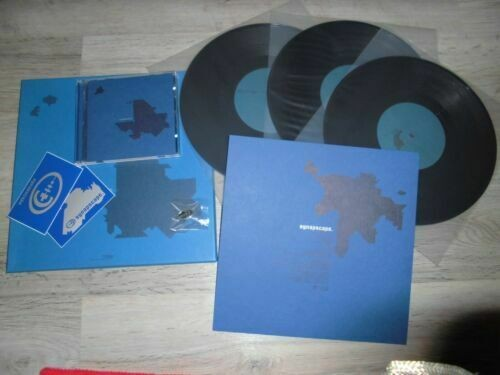 SYNAPSCAPE - Positive Pop BOX SET (Lim960) 2001