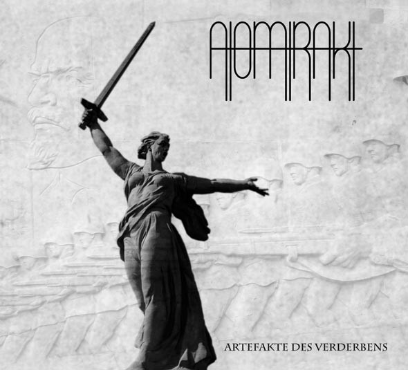 AtTOMTRAKT – Artefakte Des Verderbens CD (Lim400)
