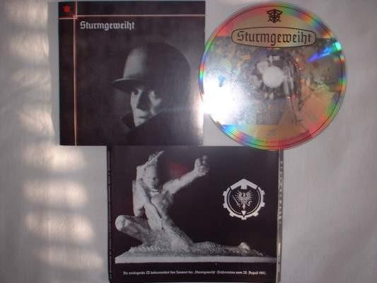 Turbund Sturmwerk - Sturmgeweiht CD (1st 2002)