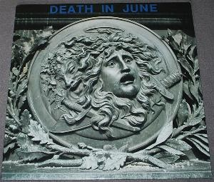 Death In June / Current 93 - Paradise Rising CD Gold Disc 1992