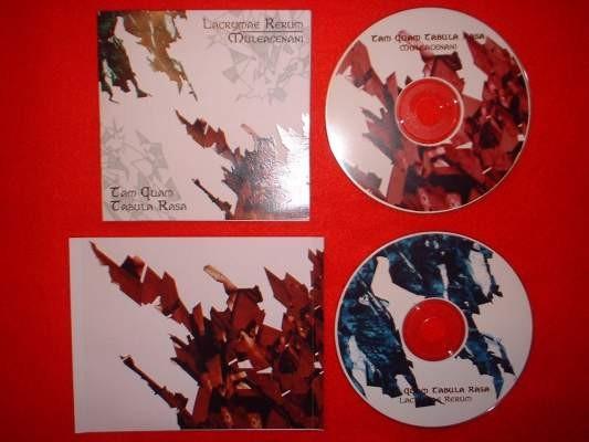 Tam Quam Tabula Rasa - Lacrymae Rerum 2CD (Lim150)