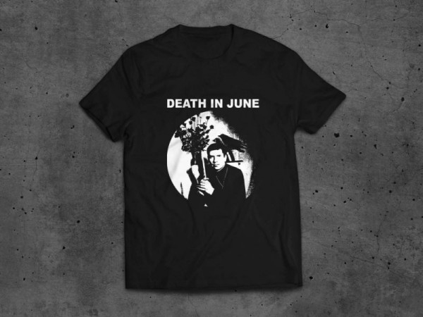DEATH In JUNE - Douglas Shirt (RARE)