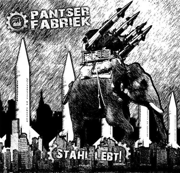 PANTSER FABRIEK - Stahl Lebt CDr (Lim100) 10/2019 PRE-ORDER