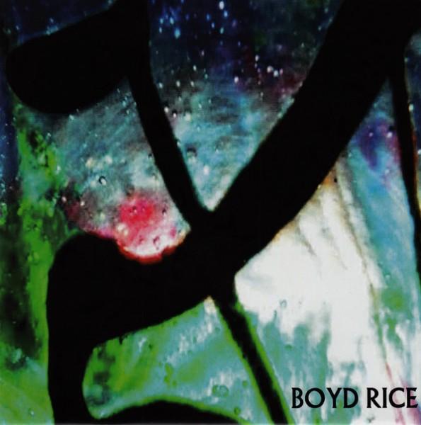 BOYD RICE - Blue Movie 7 purple (Lim300) 2017