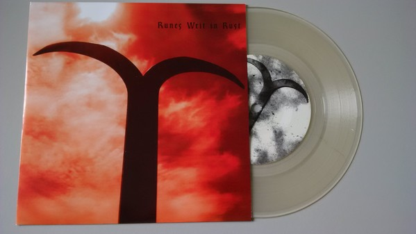 ET NIHIL / AWEN ‎- Runes Writ In Rust 7 Clear (Lim100) 2015 Folk World