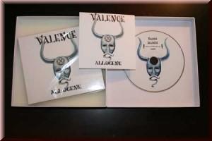 VALENCE (Gnomomclast) - Allogene 2CD Box (2nd Lim8)