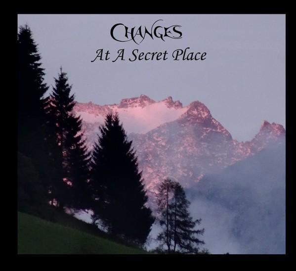 CHANGES - At a secret place CD (Lim500)
