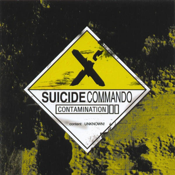 Suicide Commando – Contamination CD