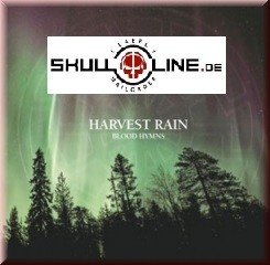 HARVEST RAIN ‎- Blood Hymns CD (Lim300) 2017