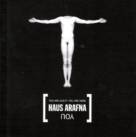 HAUS ARAFNA - You CD (2010)