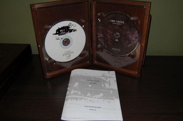 Cold Fusion - Rundfunktechnische Versuchsanstalt act II 2CD BOX