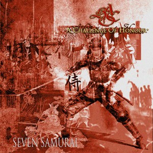 A Challenge of Honour - Seven Samurai LP (Lim400)