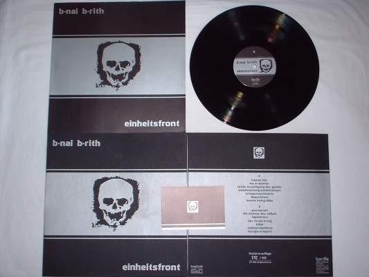 B'naj Brith - Einheitsfront LP (Lim425)