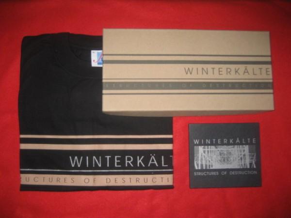 Winterkälte - Structures Of Destruction BOX (Lim300)