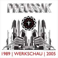 PREUSSAK / Von Thronstahl - Werkschau 1989-2005 CD