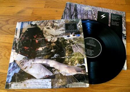Contagious Orgasm / TZii - Blind Shadows LP (Lim150)