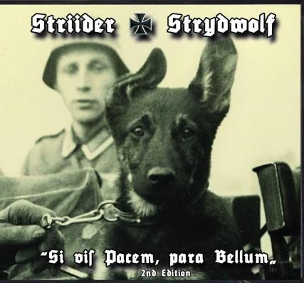 Striider & Strydwolf - Si Vis Pacem, Para Bellum CD 2nd (Lim100)