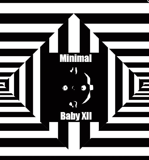 V/A Sampler - MINIMAL BABY XII CD Lim400 2019