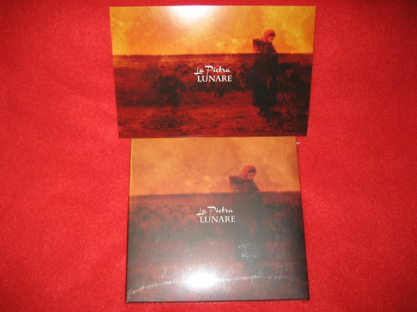 La Pietra Lunare - La Pietra Lunare CD 2nd (Lim300) 2017