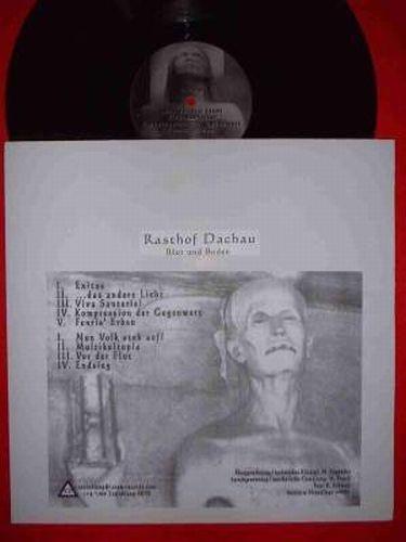 Rasthof Dachau - Blut Und Boden LP (2nd Lim450)