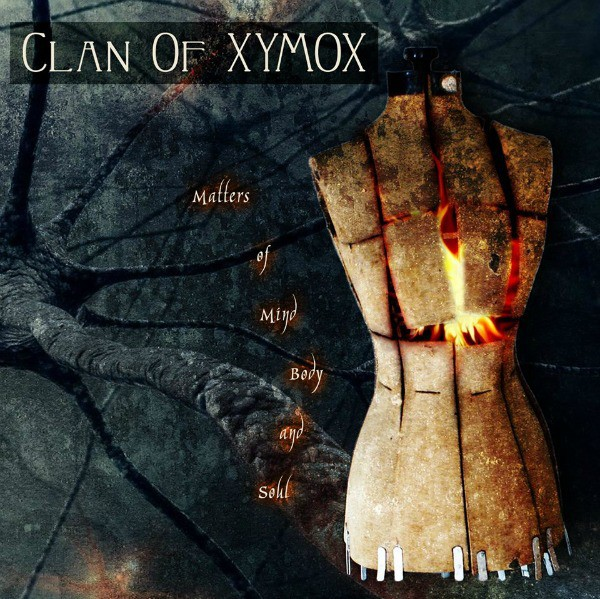 CLAN OF XYMOX - Matters Of Mind, Body And Soul CD Digi 2014