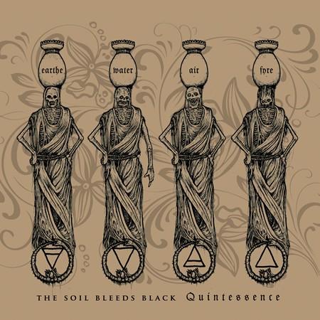 The Soil Bleeds Black - Quintessence CD (2011)