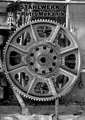STAHLWERK 9 - RetroMekanik CD