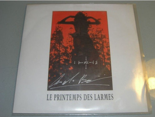 Kirlian Camera - Le Printemps/Ich hatt einen Kameraden 7 +signed