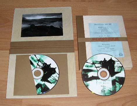 V/A Sampler - Scontrum III CD (Lim369)