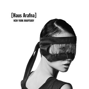 HAUS ARAFNA - New York Rhapsody CD (2011)